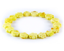 Baltic Amber Beads Bracelet Art.BC001