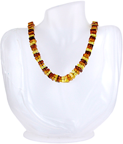 Baltic Amber Beads Necklace Art.ABA039
