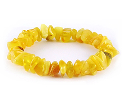 Baltic Amber Beads Bracelet Art.BA308