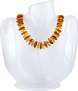 Baltic Amber Beads Necklace Art.ABA004