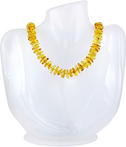 Baltic Amber Beads Necklace Art.ABA002